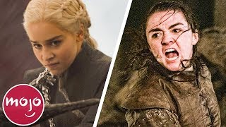 Top 10 Badass Moments from the Women of Game of Thrones