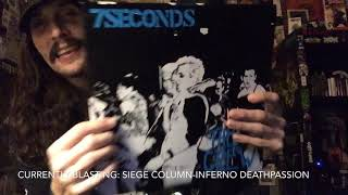 Vital Vinyl Vlog: 7Seconds-The Crew