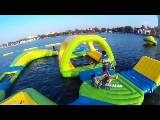 sportourism.id - Aqua-Fun-Ancol-Wahana-yang-Suka-Bermain-Air