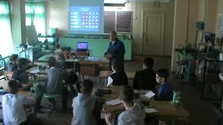 Урок ТЕХНОЛОГИИ по методике ФГОС 5 класс.
