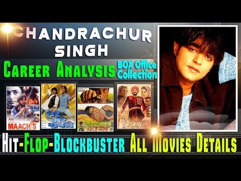 Chandrachur Singh Box Office Collection Analysis Hit and Flop Blockbuster All Movies List.