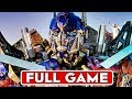 Transformers Revenge Of The Fallen Gameplay Walkthrough