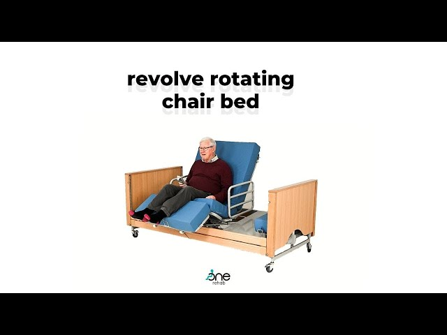 Easy Revolve Rotating Chair Bed Video