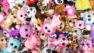 Giant Beanie Boo Mystery Box Unboxing Toy Review TY Beanie Boos Plush