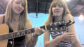 Bleeding Love Acoustic Cover &(Chords)