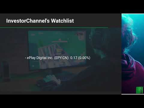 InvestorChannel's Esports Watchlist Update for Thursday, S ... Thumbnail