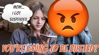 I GOT SUSPENDED FOR 3 DAYS FROM SCHOOL | THE LEROYS