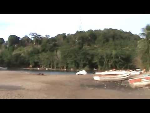 La Costa.  Segundo Viaje por la costa de Vargas: La Sabana, Todasana, Caruao y más. (Parte 1)