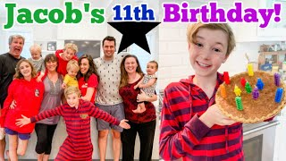Jacob's 11th Birthday Special!