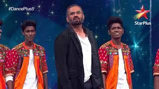 Dance+ 5 | Suniel Shetty with B-Fab