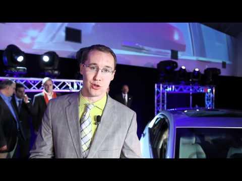 2013 Cadillac ATS - 2012 Detroit Auto Show