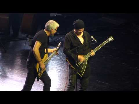 Gorky Park - Moscow Calling (14.05.2015, Crocus City Hall, Moscow, Russia)