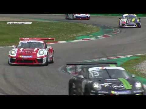 Porsche Carrera Cup Italia 2019 - Monza: Race 2 - 7 Aprile 2019