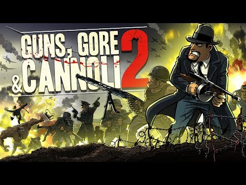 Guns, Gore and Cannoli 2 Launch Trailer thumbnail