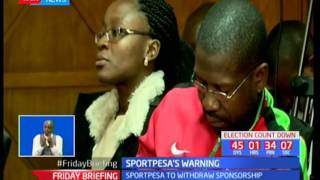 Sportpesa warns of withdrawing sponsorship over government's increased taxes