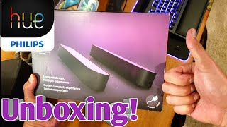 Philips Hue Play Smart LED White & Color Light Bars : Unboxing!