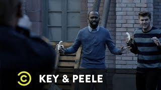 Key & Peele - Investigating a Disturbance