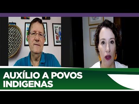 José Ricardo comenta situação de povos indígenas diante da pandemia de Covid 19 - 02/04/20