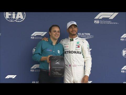 Que que deram para Hamilton e Vettel? E Leclerc, que homem! | GP às 10