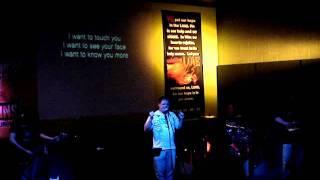 In The Secret - Chris Tomlin cover 5-15-11