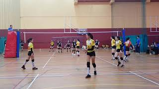 2019 A Div National QF Girls HCI vs VJC 3-2 set 1
