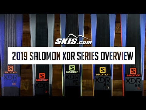 Video: 2019 Salomon XDR Men