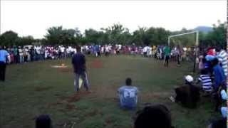 Video of our Pass It Forward soccer balls in Haiti. It's amazing what one ball can do!