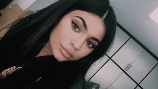KYLIE JENNER MAKEUP TUTORIAL  KYSHADOW BRONZE PALETTE