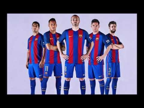 Las 10 mejores camisetas del FC Barcelona (1ra Equipación)