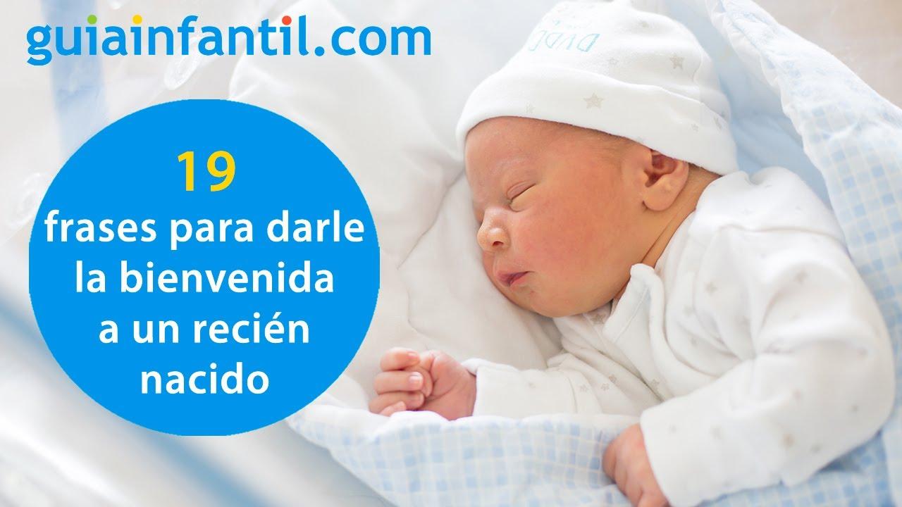 19 emotivas frases para bebés recién nacidos con las que te sentirás identificada ❤️