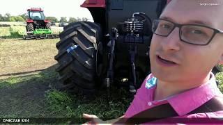 Перший 320-сильний Український трактор СІЧЕСЛАВ-3204  / Украинский трактор СИЧЕСЛАВ