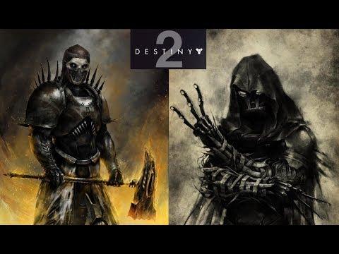 Destiny 2 Поиграем охотником, под впечатлением от нового ролика Баньджи!