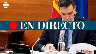 El presidente del Gobierno, Pedro Sánchez, lleva al Congreso hoy la prórroga del estado de alarma acordada por el Ejecutivo el pasado martes con motivo de la propagación del coronavirus Covid-19 en España. Se prevé que la prórroga salga adelante con un amplio acuerdo. Sólo votarán en contra Vox y los independentistas vascos y catalanes. En España, la curva del coronavirus volvió este miércoles a crecer con 757 muertos más en las últimas 24 horas. Hay 6.000 nuevos contagiados más en un día y el Gobierno empieza ya a  plantearse cuándo podrán suavizarse las medidas de confinamiento.  #coronavirus #estadodealarma #plenodelcongreso  Última hora del coronavirus en España: https://www.elmundo.es/ciencia-y-salud/salud/2020/04/09/5e8ec59efdddffc10b8b45d9.html  ¿Quieres más historias?  Suscríbete a nuestro canal ► https://goo.gl/L2MPk1    Visita ElMundo: https://www.elmundo.es Todos nuestros vídeos: https://goo.gl/r9Vzu8  Síguenos en las redes sociales: En Facebook: https://www.facebook.com/elmundo/  En Twitter: https://twitter.com/elmundoes En Instagram: https://www.instagram.com/elmundo_es