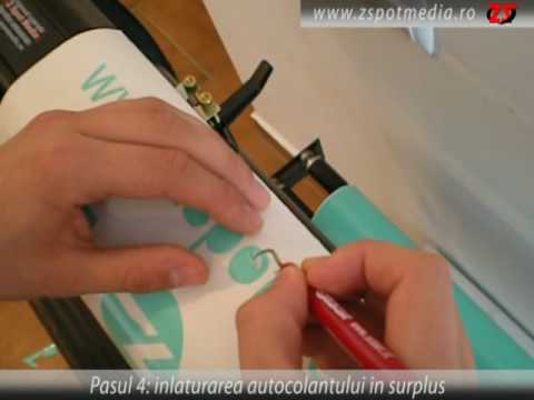 Cutter-plottere Refine pentru plotare si taiere pe contur