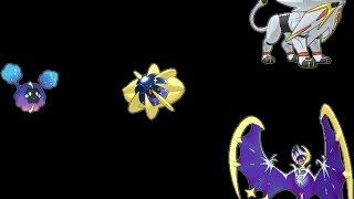 Cosmoem  - (Pokémon) - Cosmoem Evolving into Solgaleo