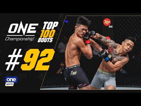 [Sport5]  One Championship Top 100 Fights: Nguyen vs Lee