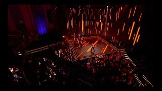 Semi-Toned - Don't Stop Movin'/Play That Funky Music | 'Sing: Ultimate A Cappella' on Sky 1
