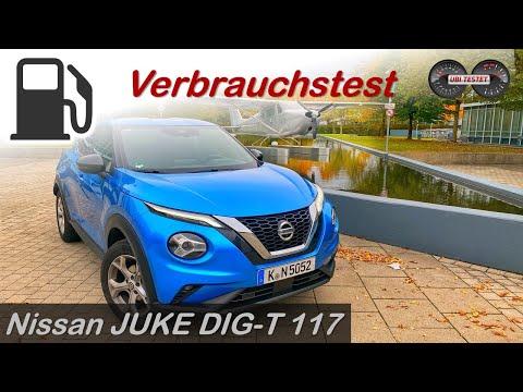 Nissan JUKE - Das schräge Crossover Modell im Test | Review - Verbrauchstest - Alltag
