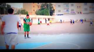 preview picture of video 'StreetBall Tunisia , Kasserine'