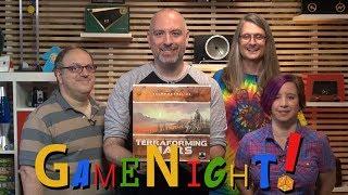 Terraforming Mars - GameNight! Se5 Ep9