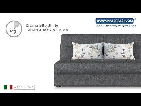 Come si apre il divano?