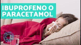 Paracetamol o Ibuprofeno - Curar el RESFRIADO