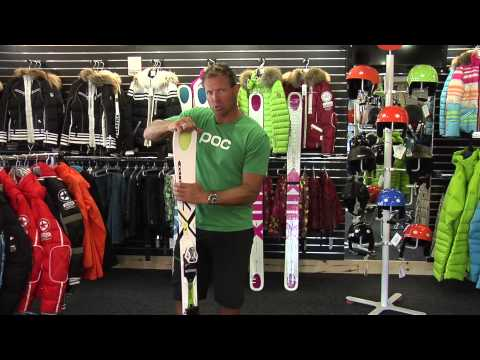 About Alpine Carving Skis