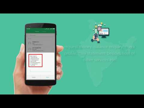 How to Use BHIM App without Internet that is using USSD Code