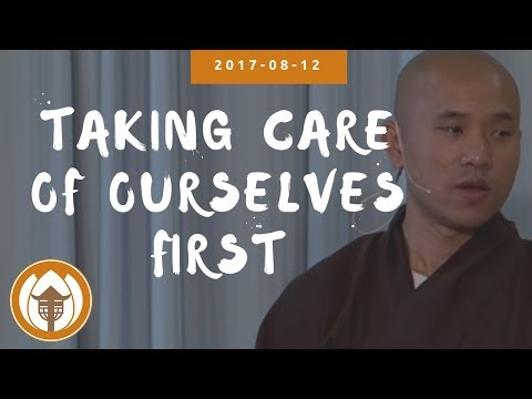 Taking Care Of Ourselves First, Wake Up Earth Retreat 2017
