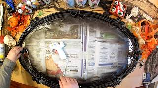 DIY Dark Mirror