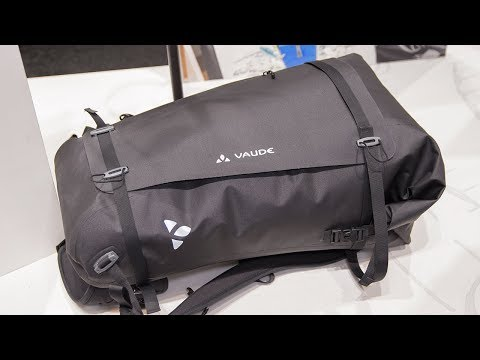 Vaude Proof 28: Wasserdichter Multifunktions-Rucksack [Eurobike 2018]