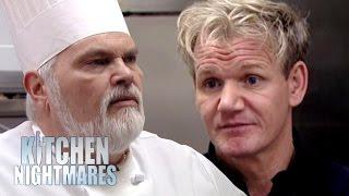 """You're A Joke"" - Kitchen Nightmares"
