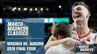 Virginia-Auburn: 2019 Final Four thriller (FULL GAME)