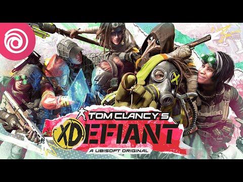 Annonce mondiale de Tom Clancy's XDefiant